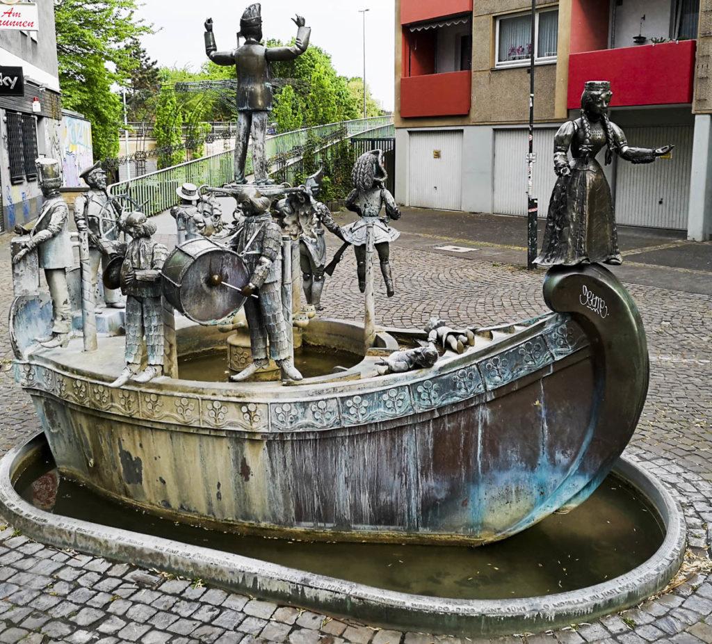 Karl-Berbuer-Brunnen
