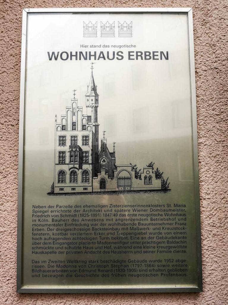 Wohnhaus Erben