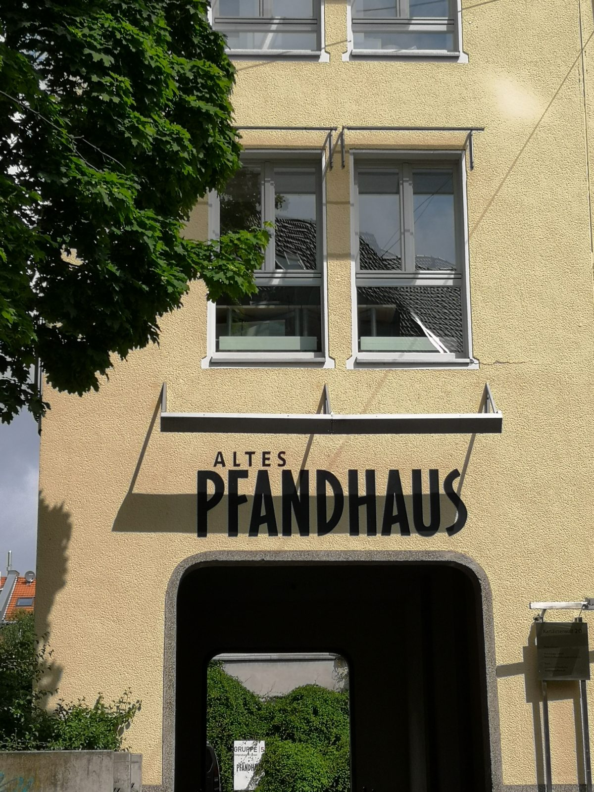 Altes Pfandhaus