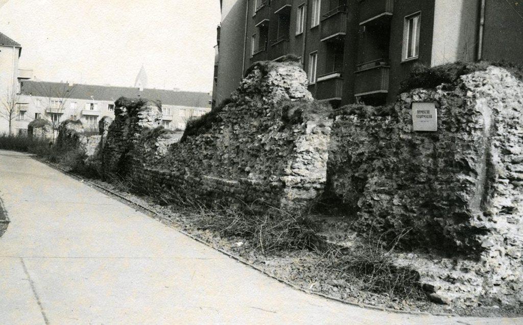 Alte römische Reste